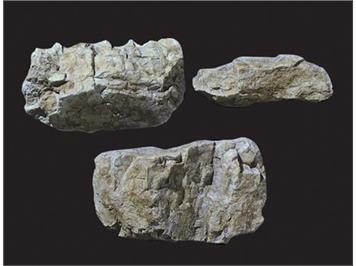 Woodland C1234 Giessform verschieden grosse Felsen