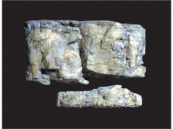 Woodland C1239 Giessform Schichtgestein