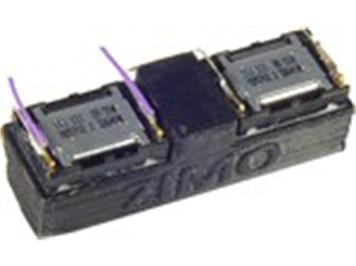 ZIMO LS50x15x14 Lautsprecher, 50 x 15 x 14mm, 4 Ohm, 2 W, mit integriertem Resonanzkörper