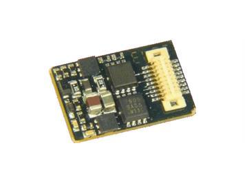 ZIMO MX618N18 Miniatur Decoder mit Next18 Schnittstelle, Fu-Ausgänge, 4 Logikpegelausgäng