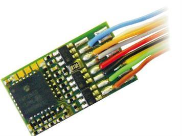 ZIMO MX630 Decoder mit 9 Drähten