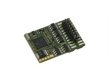 ZIMO MX633P16 Decoder mit PluX-16 Schnittstelle
