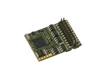 ZIMO MX633P22 Decoder mit PluX22-Schnittstelle nach NEM658, 1,2A, 10 Fu-Ausgänge