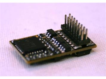 ZIMO MX645P16 Sounddecoder mit 16pol. PLUX