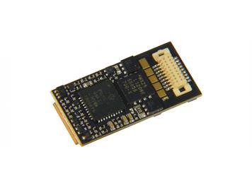 ZIMO MX659N18 Sounddecoder mit NEXT18-Schnittstelle