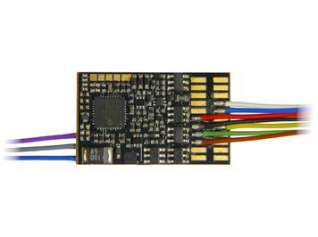ZIMO MX675V Funktionsdecoder mit 1,5V-Anschluss
