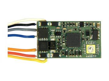 Zimo MX820V Zubehör-Decoder für zwei Weichen oder Signale
