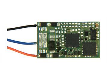 Zimo MX820X Zubehör-Decoder für eine Weiche oder Signal & 8 Ausgänge f. Signal-Lämpchen