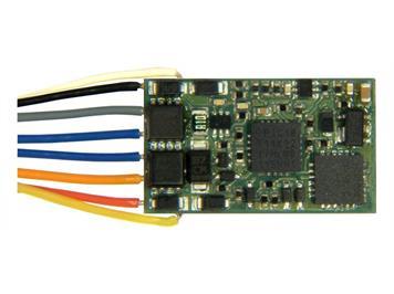 Zimo MX820Y Zubehör-Decoder für zwei Weichen oder Signale & 16 Ausgänge f. Signal-Lämpchen