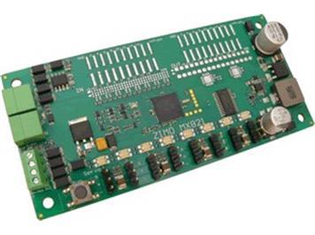 Zimo MX821S 8-fach Servo-Decoder für Weichen, Formsignale usw.