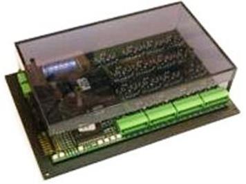 Zimo MX8M Magnetartikel-Modul für 16 motorische Weichen oder 32 Lampen