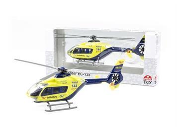 ACE TOY 001103 EC-135 Alpine Air Ambulance Helikopter Midi