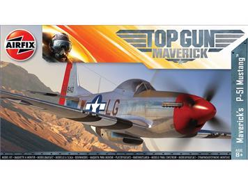Airfix A00505 Top Gun Maverick s P-51D Mustang 1:72