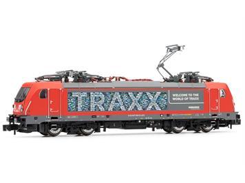 "Arnold HN2340 Elektrolok Railpool TRAXX ""lastmile"" 187 009-6 N"