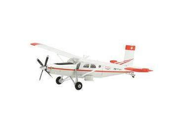 ARWICO Swiss Line 001606 Pilatus PC-6 Turbo Porter Air-Glacier inkl. Ständer
