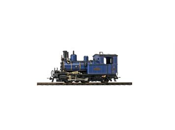 "Bemo 1292 586 DFB HG 2/3 6 ""Weisshorn"" Zahnraddampflokomotive - Exclusive Metal Collection"