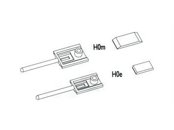 Bemo 4424 000 elektrischer Entkuppler HO/HOm/HOe