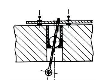 Bemo 4425 001 Kugelgelenk - Weichenstellhebel (5 Stk.)