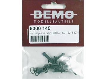 Bemo 5300 145 Kupplung für 32672xx, 3271/3275-3279