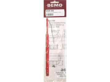 Bemo 6548000 LED Wageninnenbeleuchtung für AGZ Mittel- und Endwagen Art. 3298