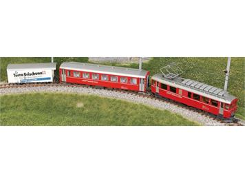 "Bemo 7268 120 RhB Start-Set ""Berninabahn"""