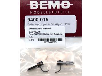 Bemo 9400 015 Kadee Om Kupplung (1 Paar)