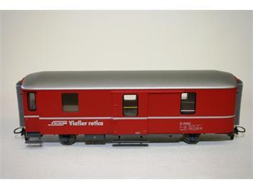Bemo RhB D 4062 Packwagen rot
