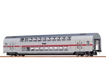 BRAWA 44506 TWINDEXX Vario 2. Klasse IC-Doppelstock-Mittelwagen der DB AG, Epoche VI, DC