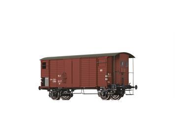 BRAWA 47855 Gedeckter Güterwagen K2 BLS