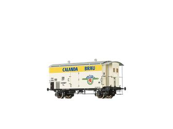 "BRAWA 47868 Gedeckter Gügterwagen K2 ""Calanda"" SBB"