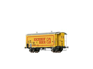 """BRAWA 47869 Gedeckter Gügterwagen K2 """"Eichhof"""" SBB"""