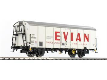 """Brawa 48330 Kühlwagen UIC SNCF """"Evian"""" HO"""