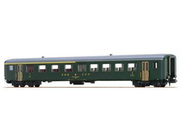 Brawa 65219 Einheitswagen AB EW II der SBB