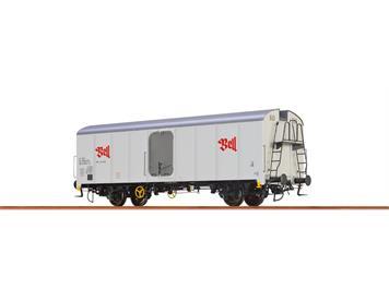 "BRAWA 67111 Kühlwagen UIC SBB ""Bell"" N"