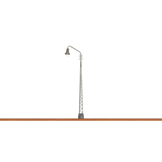 BRAWA 84015 LED Gittermastleuchte, Stecksockel