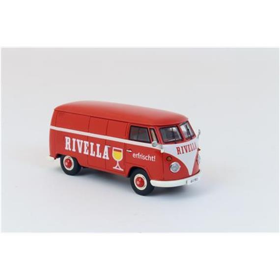 BUB Premium CassiXXS 207624 / 13800-001 VW T1 Rivella (limitiert auf 250 Stk.) 1:43