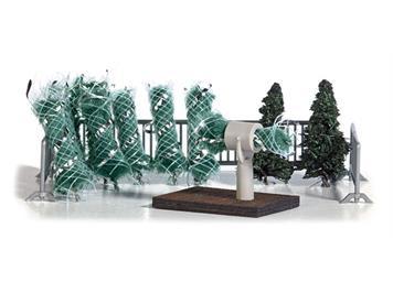 Busch 1182 Weihnachtsbaumverkauf HO