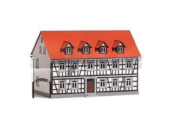 Busch 1533 Brauhaus HO