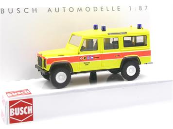 Busch 50300.109 Land Rover Defender FW Wehntal HO