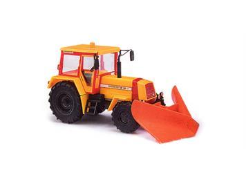Busch 50417 Traktor ZT 323 mit Spitzpflug HO