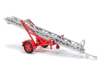 Busch 59939 Feuerwehr Anhängerleiter AL 12 HO