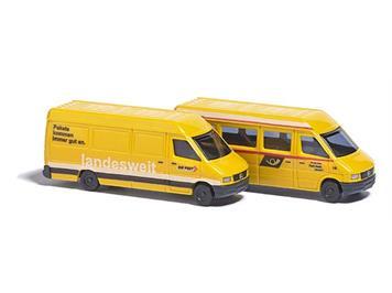 Busch 8339 2 Postsprinter CH Spur N