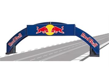 Carrera 21125 Rennbogen Red Bull 1:32