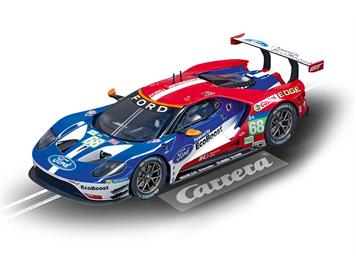 Carrera D124 20023832 Ford GT Race Car. No. 68