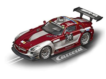 Carrera D124 20023864 Mercedes-Benz SLS AMG GT3 Ram Racing, No. 30, Dubai 2015
