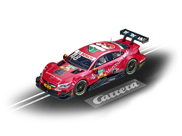 "Carrera D124 20023882 Mercedes-AMG C 63 DTM ""E.Mortara, No.48"""