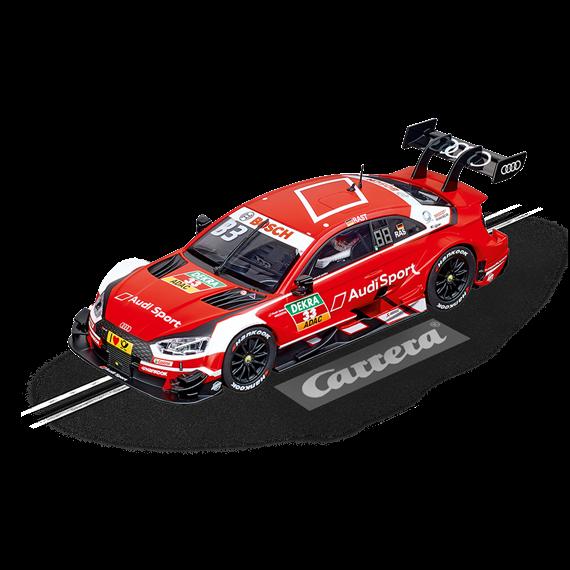"""Carrera D124 20023883 Audi RS 5 DTM """"R.Rast, No.33"""", 2018"""