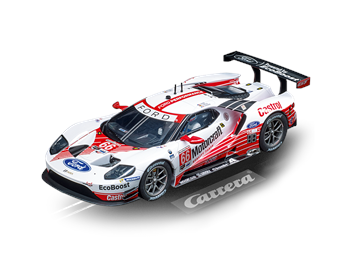Carrera D124 20023893 Ford GT Race Car, No.66