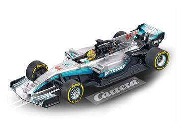 "Carrera D132 20030840 Mercedes F1 W08 EQ Power+ ""L.Hamilton, No.44"""