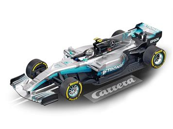 "Carrera D132 20030841 Mercedes F1 W08 EQ Power+ ""V.Bottas, No.77"""